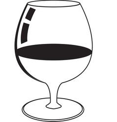 wine6 vector image vector image