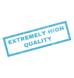 Extremely High Quality Rubber Stamp vector