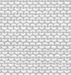 Garter Stitch Seamless pattern vector image