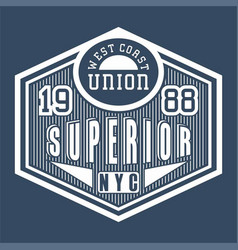 Union superior vector