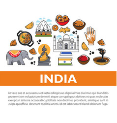 India Heritage Circle Vector Images (38)