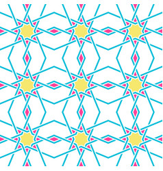 Tangled lattice pattern inspired traditional vector