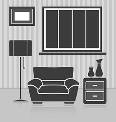 Interior space for relaxation vector