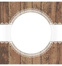Wood vector image