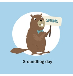 Groundhog day 1 07 vector