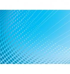 abstract background beams and circles vector image vector image
