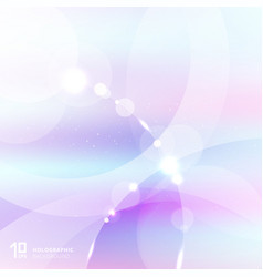 Abstract gradient pastel color with white vector