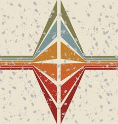 grunge seamless wallpaper vector image