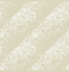 seamless pattern with rice texture vector image