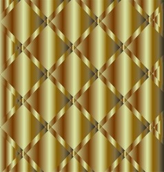 Brushed Copper Plate Background vector image