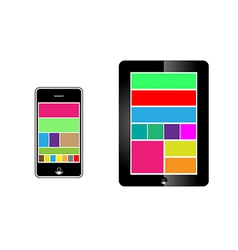 Technology Gadgets Similar vector