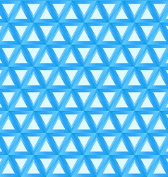 blue abstract seamless pattern - background made vector image