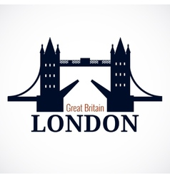 London Bridge Logo vector