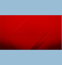 red abstract beautiful background with stripes and vector image