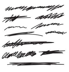 Set underline vector