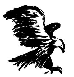 Eagle 7 vector