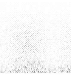 Grey abstract dot pattern background - graphic vector