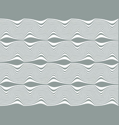 Tangier grid seamless guilloche pattern vector