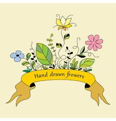 Hand drawn vector image