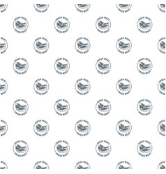 Fresh meat pattern seamless vector
