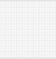 seamless geometry pattern squares vector image