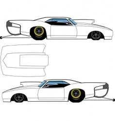 Camaro vector image vector image