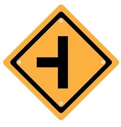 Transit signal vector image vector image