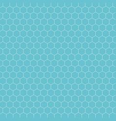 hexagon-pattern-background vector image vector image