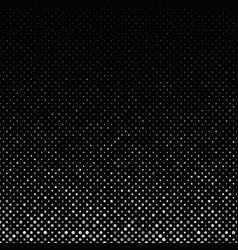 Grey abstract dot pattern - winter background vector