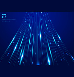 abstract hight speed movement laser lines pattern vector image