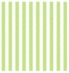 green white striped fabric texture seamless vector image