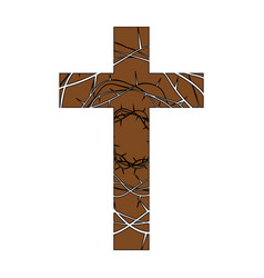 Holy week object vector