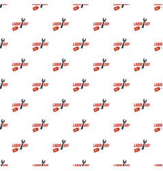 key tool labor sale pattern seamless vector image