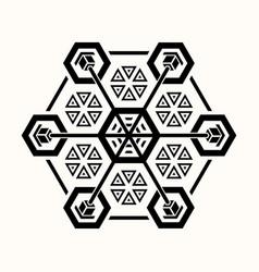 Sacred geometry 0068 vector