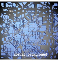 structure background vector image