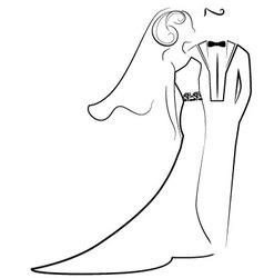 wedding 3 vector image vector image
