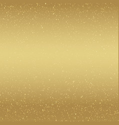 Brown background with golden sparks vector