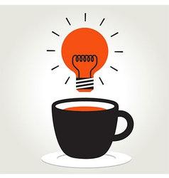 Coffee IDea vector image