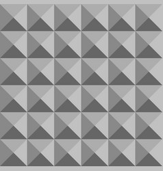 metal texture cube build abstract seamless pattern vector image