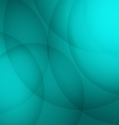 Curve element with green background vector image