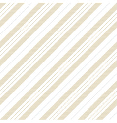 classic golden lines seamless fabric texture vector image