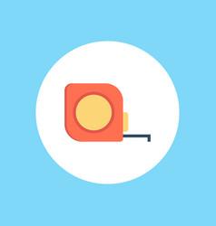 measure tape icon sign symbol vector image