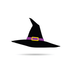 Wiches hat vector