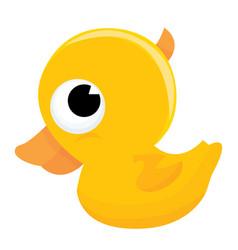 Rubber ducky vector