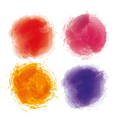 water color background icon vector image