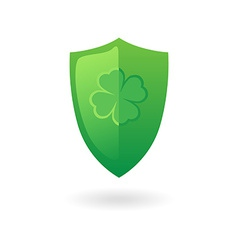 Celtic Shield vector image vector image