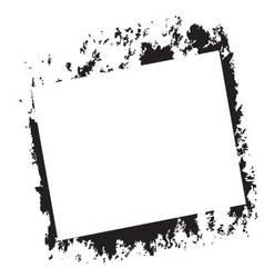 Frame grunge stamp vector image vector image