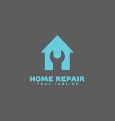 Home repair logo vector