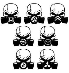 Mask vector