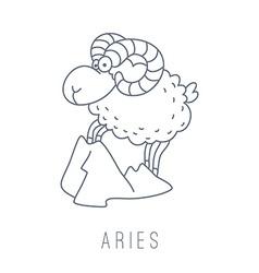 Ram Aries vector